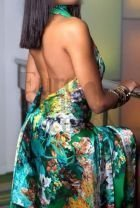 Exclusive escort in South Africa (Cape Town): Diva Asante mix mature - sex services from ZAR 7500/hr